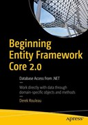 Beginning Entity Framework Core 2.0