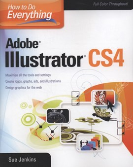 Adobe Illustrator CS4 by Sue Jenkins
