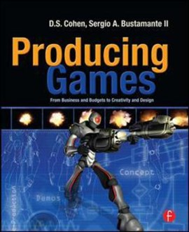 Producing games by D S. Cohen