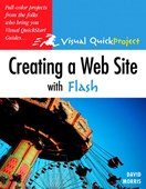 Creating a Web site with Flash