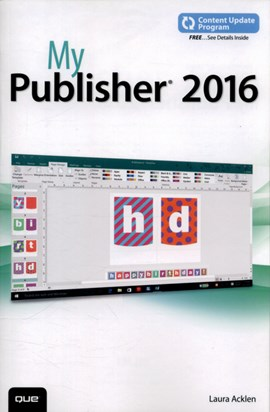 My publisher 2016 by Laura Acklen