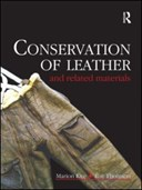Conservation of leather