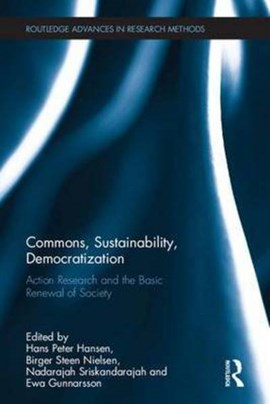 Commons, sustainability, democratization by Hans Peter Hansen
