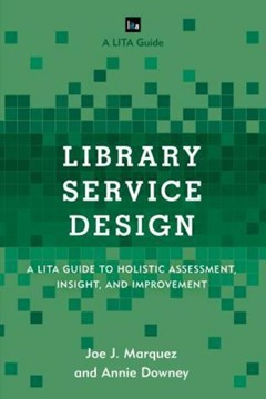 Library service design by Joe J Marquez