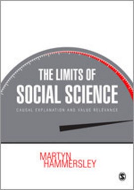 The limits of social science by Martyn Hammersley