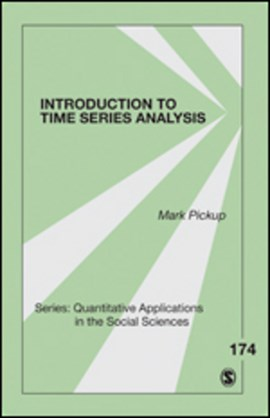 Introduction to time series analysis by Mark Pickup