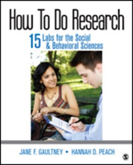 How to do research by Jane F. Gaultney