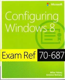 Exam Ref 70-687 by Mike Halsey