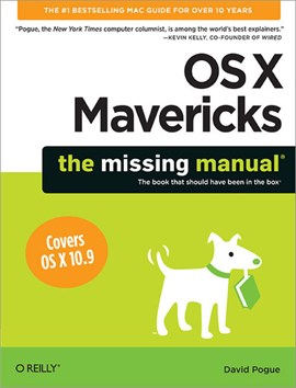 OS X Mavericks by David Pogue