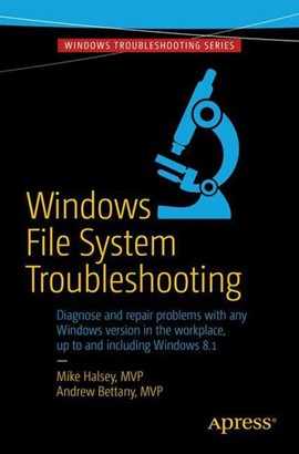 Windows file system troubleshooting by Andrew Bettany
