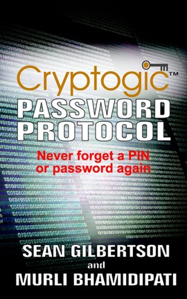 The cryptogic password control by Sean Gilbertson