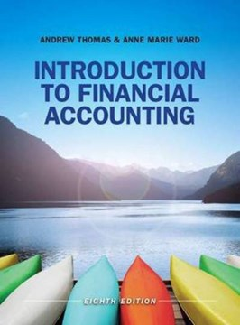 Introduction to Financial Accounting by Andrew Thomas