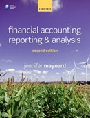 Financial accounting, reporting & analysis