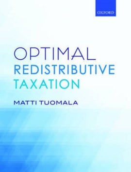 Optimal redistributive taxation by Matti Tuomala