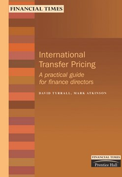 International transfer pricing by M Atkinson