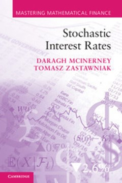 Stochastic interest rates by Daragh McInerney