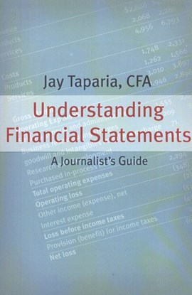 Understanding financial statements by Jay Taparia