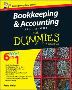 Bookkeeping & accounting all-in-one for dummies by Colin Barrow