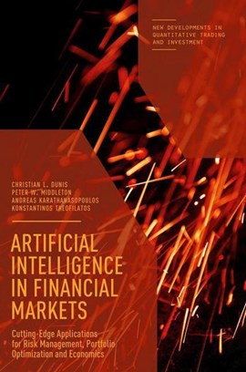 Artificial intelligence in financial markets by Christian L. Dunis