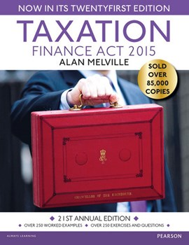 Taxation by Alan Melville
