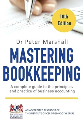 Mastering bookkeeping by Peter Marshall