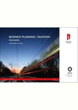 The Institute of Chartered Accountants in England and Wales, for exams in 2014. Business planning:  by Institute of Chartered Accountants in England and Wales