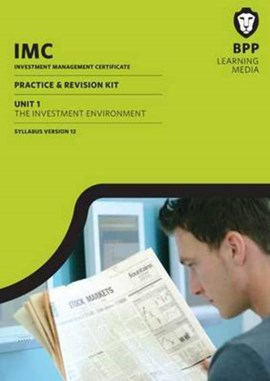 IMC Unit 1 Syllabus Version 12 by BPP Learning Media