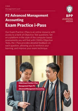 CIMA P2 Advanced Management Accounting by BPP Learning Media