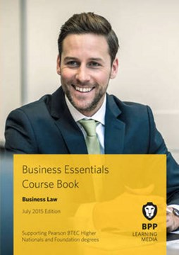 Business law by BPP Learning Media