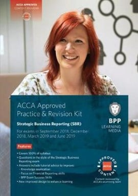 ACCA Strategic Business Reporting by BPP Learning Media