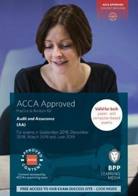ACCA Audit and Assurance by BPP Learning Media