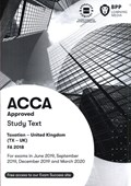 ACCA taxation (TX-UK) Study text