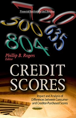 Credit scores by Phillip B Rogers