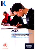 Taxation (TX-UK) Study text