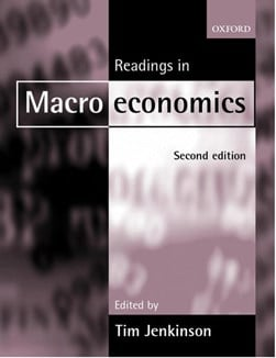 Readings in macroeconomics by Tim Jenkinson