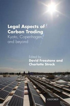 Legal aspects of carbon trading by David Freestone