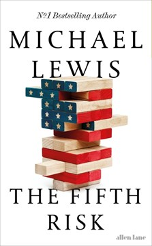 Fifth Risk H/B by Michael Lewis