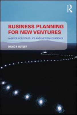 Business planning for new ventures by David Butler