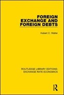 Foreign exchange and foreign debts