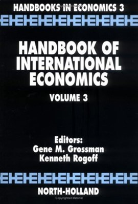 Handbook of international economics. Volume 3 by G.M. Grossman