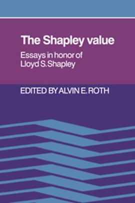 The Shapley Value by Alvin E. Roth