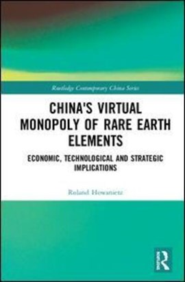 China's virtual monopoly of rare earth elements by Roland Howanietz