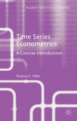 Time series econometrics by Terence C. Mills