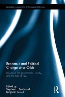 Economic and political change after crisis by Stephen H. Balch