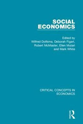 Social economics by Wilfred Dolfsma