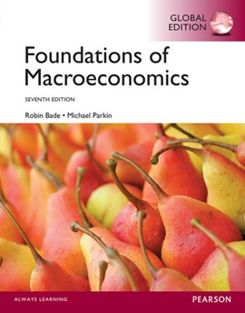 Foundations of macroeconomics by Robin Bade