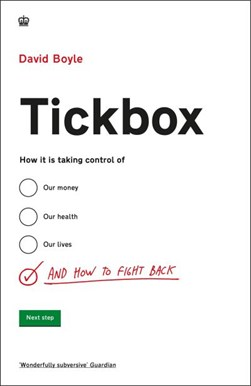 Tickbox by David Boyle