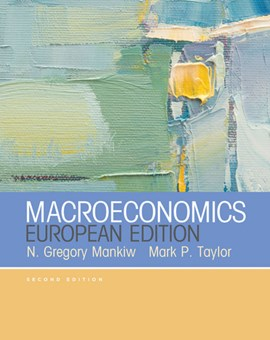 Macroeconomics by N. Gregory Mankiw