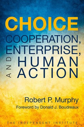 Choice by Robert P. Murphy