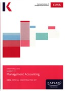 Subject P1, management accounting. Exam practice kit